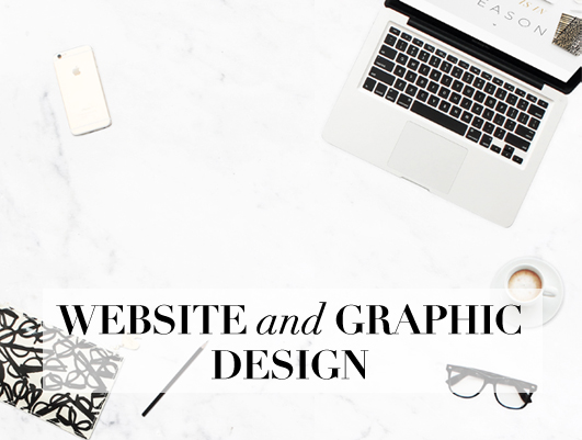 website-and-graphic-design-service